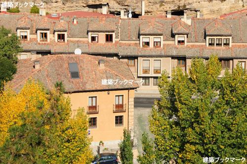 セゴビア旧市街