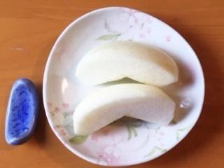 りんごカット