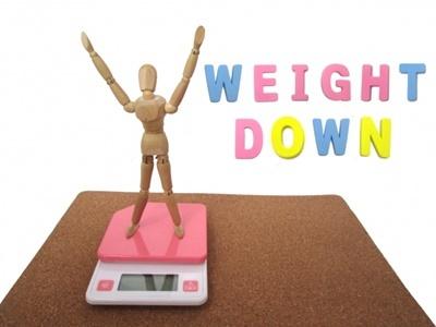 ダイエット weightDown