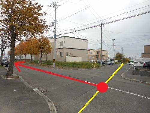 江別街道 古道