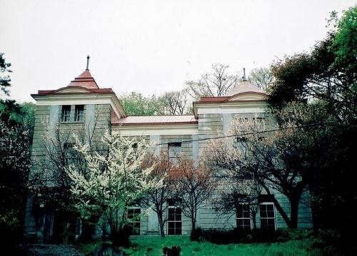 たくぎん旧本店 建物 2002年