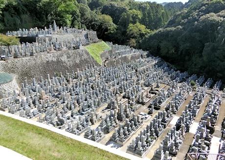大谷墓地 (2)