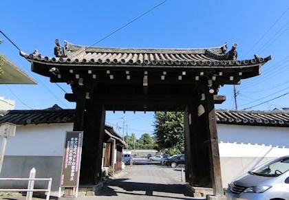 東福寺北大門