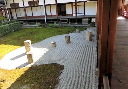 東福寺本坊庭園東庭 (2)