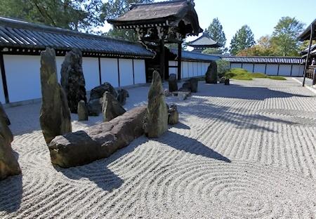 東福寺本坊庭園南庭