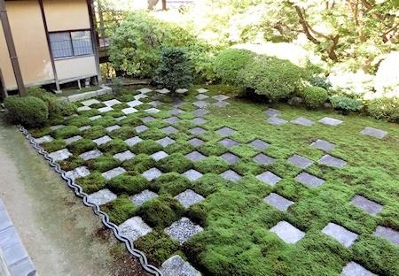 東福寺本坊庭園北庭