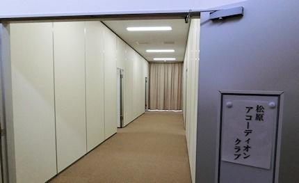 城連寺コミュニティセンター4部屋