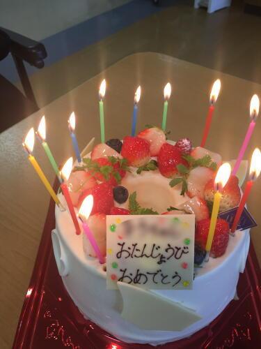 4うちゃまケーキIMG_3409