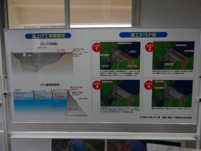 DSCN3944笠堀ダム