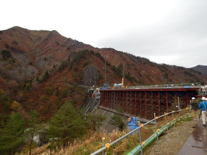 DSCN3951笠堀ダム