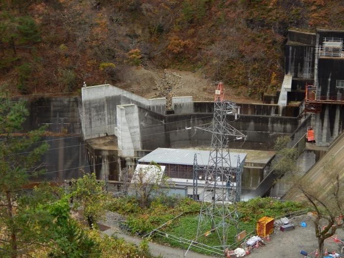 DSCN3957笠堀ダム