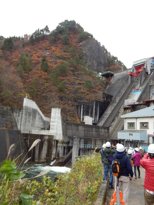 DSCN3967笠堀ダム