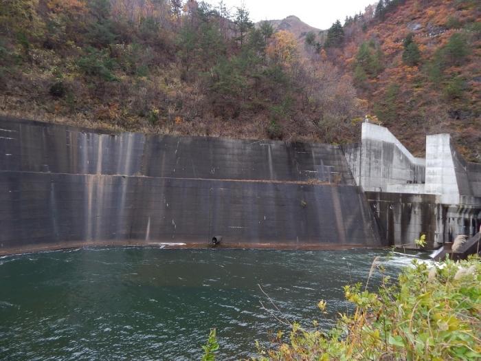 DSCN3971笠堀ダム
