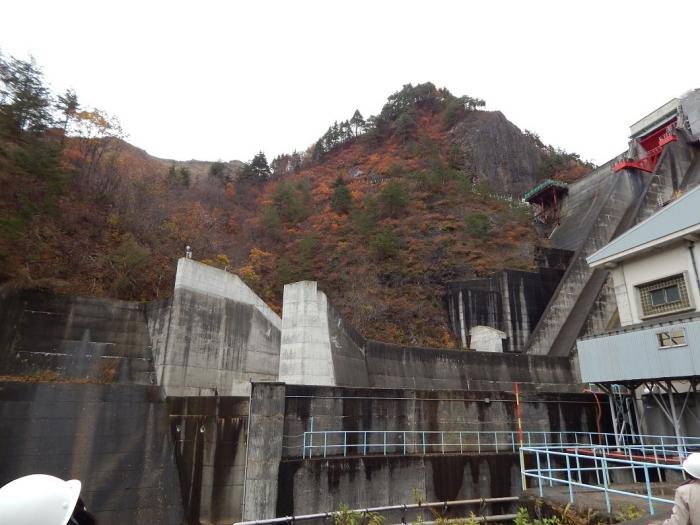 DSCN3978笠堀ダム
