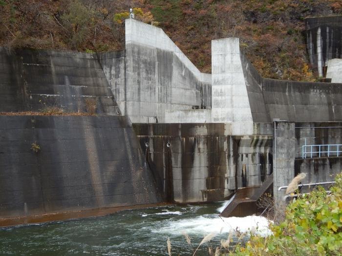 DSCN3981笠堀ダム