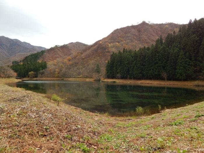 DSCN4033加茂水源池第一ダム