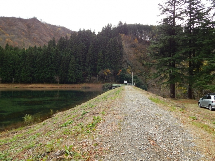 DSCN4034加茂水源池第一ダム