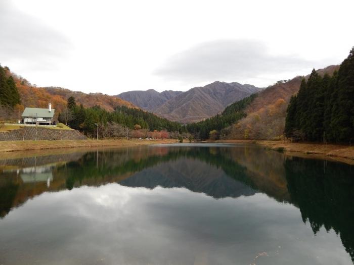 DSCN4038加茂水源池第一ダム