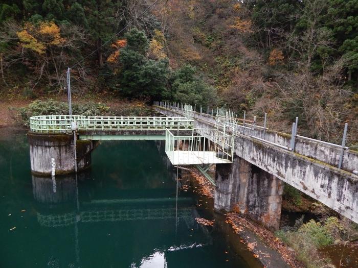 DSCN4039加茂水源池第一ダム