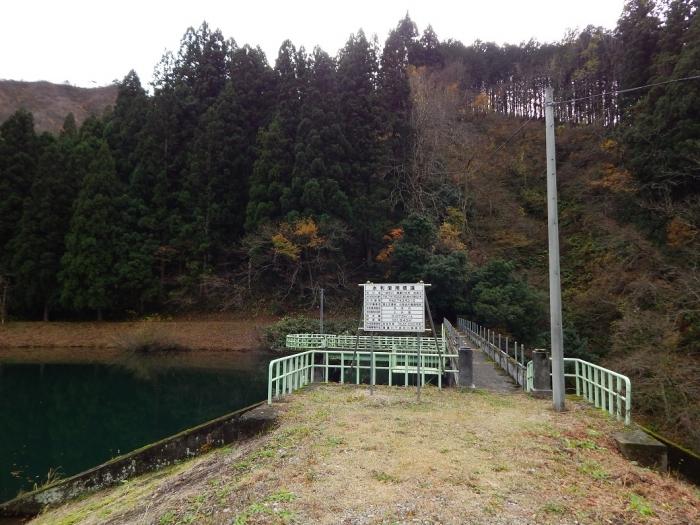 DSCN4036加茂水源池第一ダム