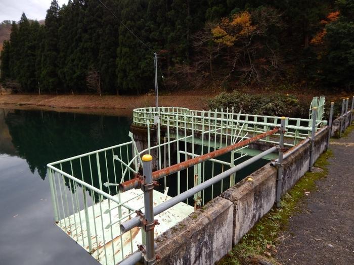 DSCN4044加茂水源池第一ダム