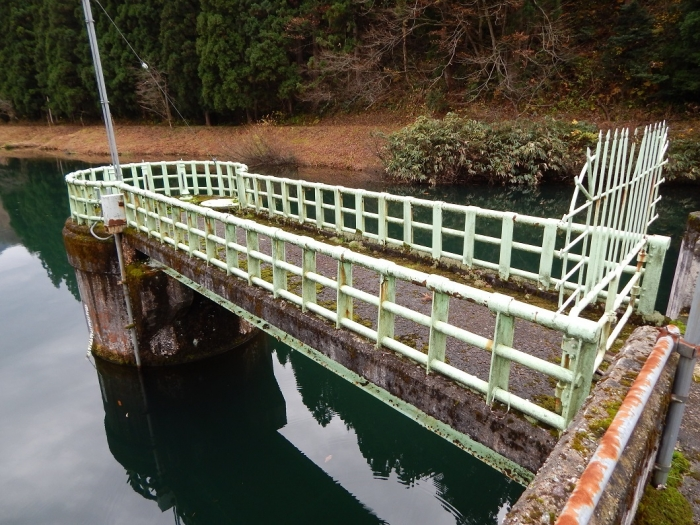 DSCN4047加茂水源池第一ダム