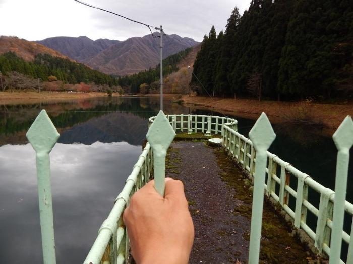 DSCN4048加茂水源池第一ダム