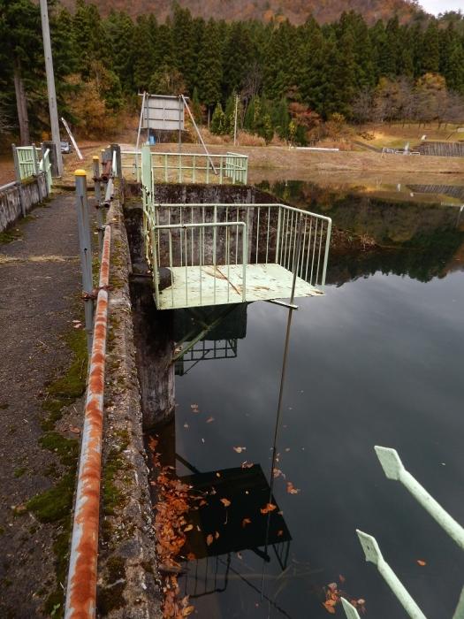 DSCN4052加茂水源池第一ダム