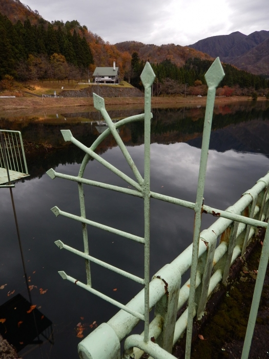 DSCN4051加茂水源池第一ダム
