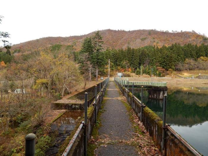 DSCN4057加茂水源池第一ダム