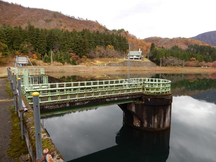 DSCN4054加茂水源池第一ダム