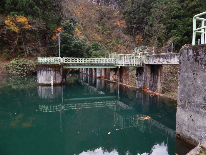 DSCN4066加茂水源池第一ダム