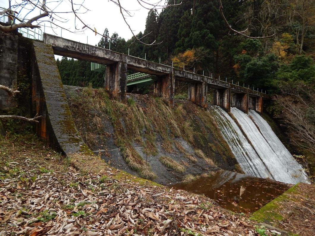 DSCN4076加茂水源池第一ダム