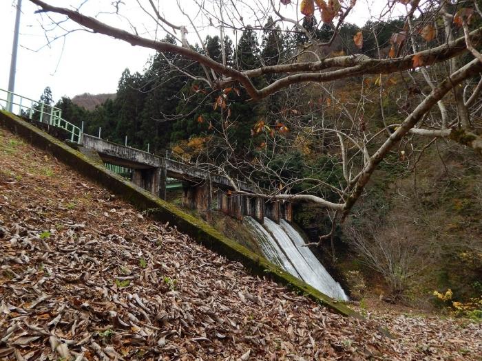 DSCN4073加茂水源池第一ダム