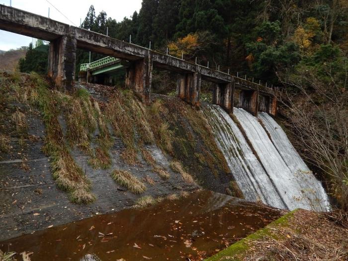 DSCN4080加茂水源池第一ダム