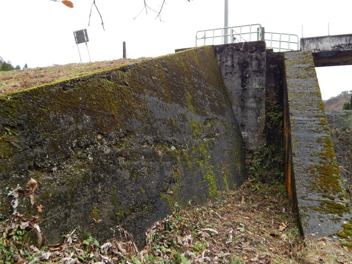 DSCN4081加茂水源池第一ダム