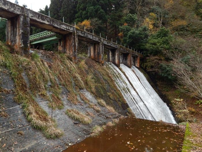 DSCN4090加茂水源池第一ダム