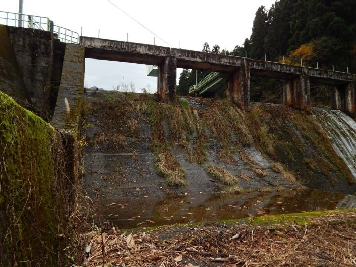 DSCN4091加茂水源池第一ダム
