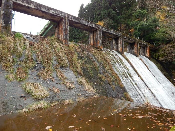 DSCN4097加茂水源池第一ダム