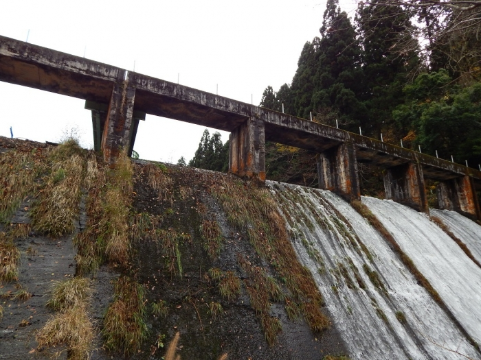 DSCN4099加茂水源池第一ダム