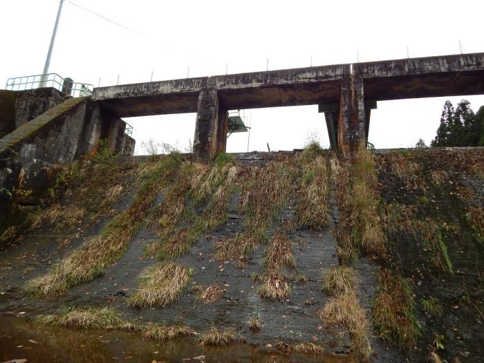 DSCN4100加茂水源池第一ダム