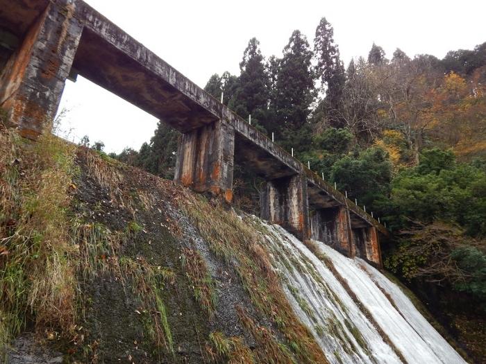 DSCN4104加茂水源池第一ダム