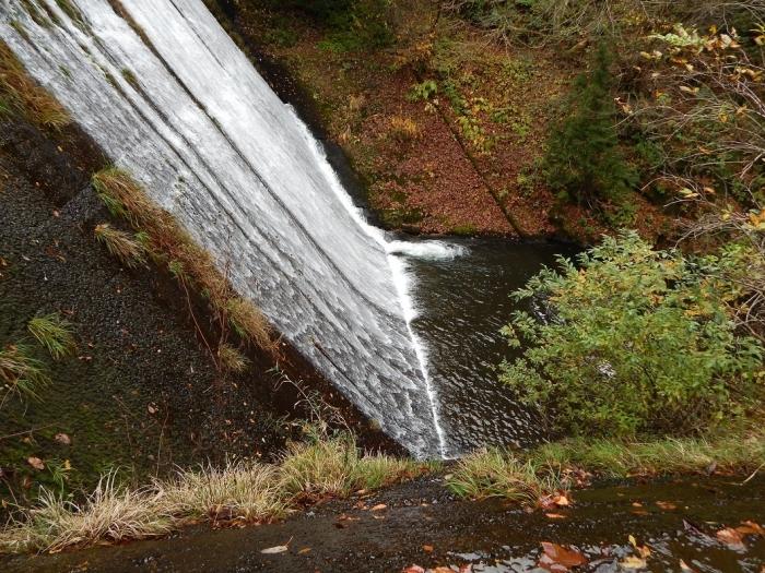 DSCN4105加茂水源池第一ダム