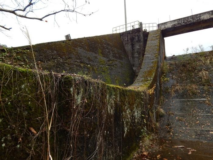DSCN4110加茂水源池第一ダム