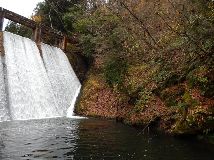 DSCN4125加茂水源池第一ダム