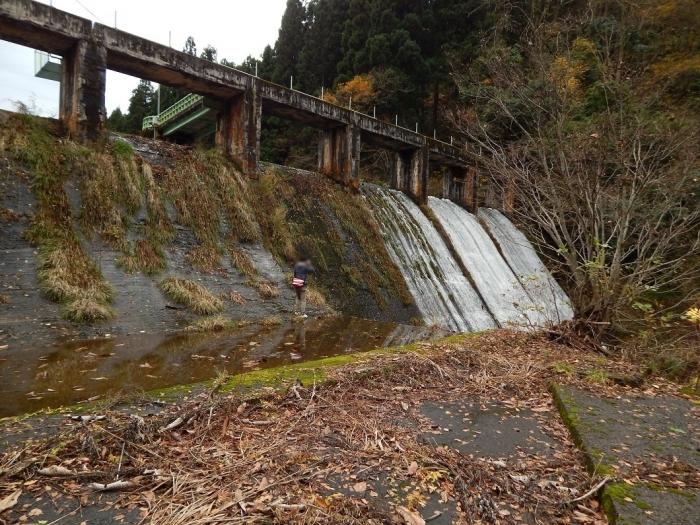DSCN4093加茂水源池第一ダム - コピー