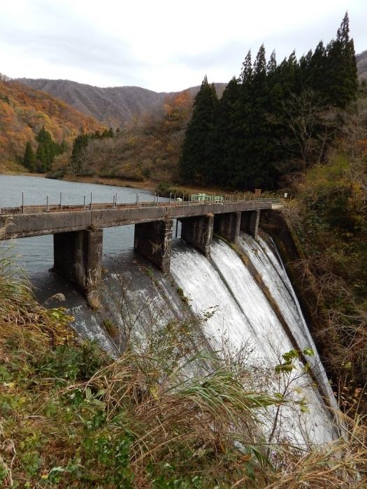 DSCN4145加茂水源池第二ダム