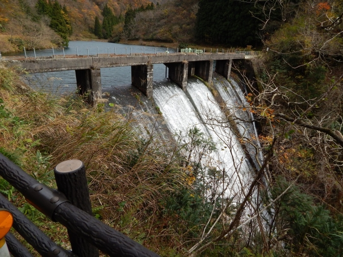 DSCN4144加茂水源池第二ダム
