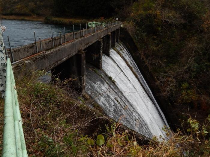 DSCN4148加茂水源池第二ダム