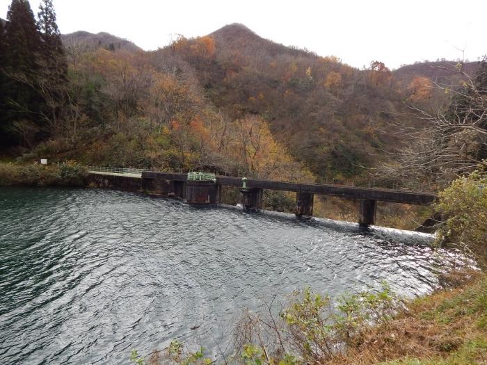 DSCN4156加茂水源池第二ダム